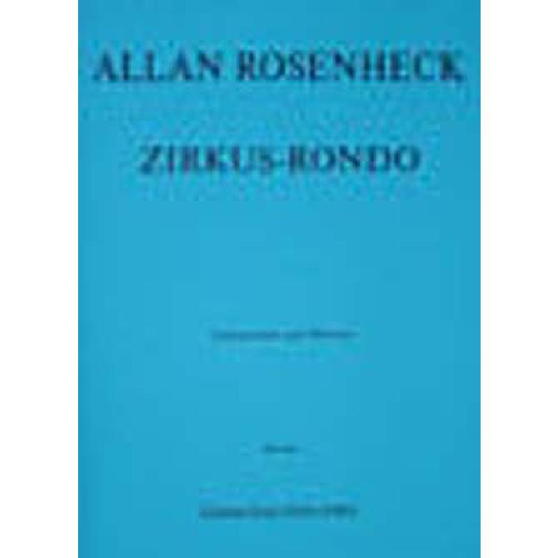 Titelbild für ETG 053 - ZIRKUS RONDO