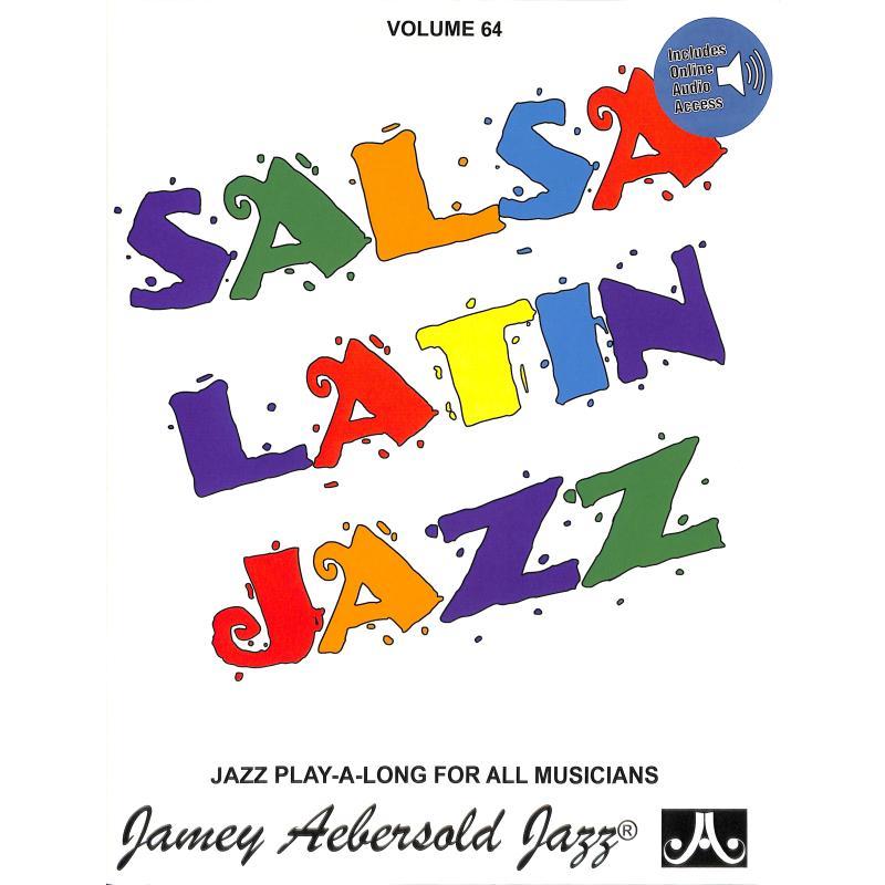 Titelbild für AEB -V64DS - SALSA LATIN JAZZ