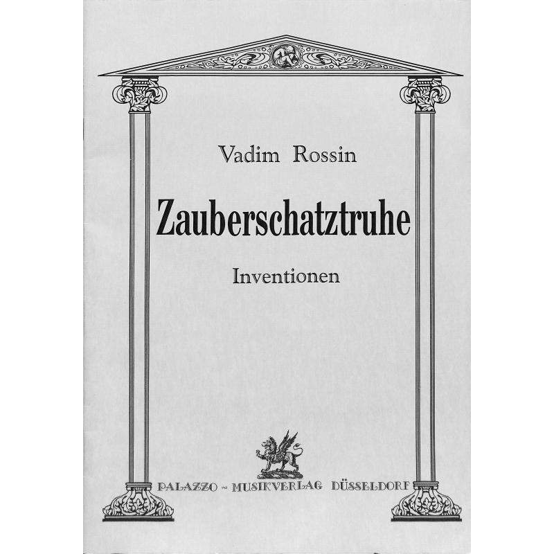 Titelbild für PEROLA 2000-1 - ZAUBERSCHATZTRUHE - 17 INVENTIONEN ROSSWV 5