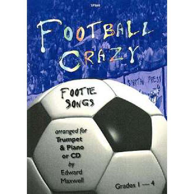 Titelbild für SPARTAN 840 - FOOTBALL CRAZY