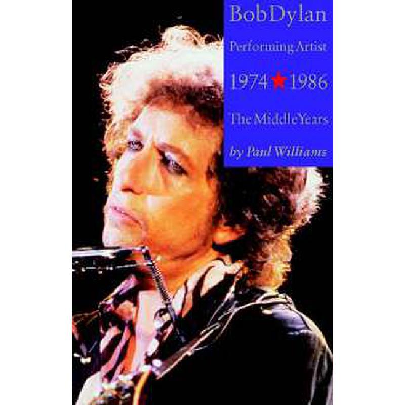 Titelbild für MSOP 49863 - PERFORMING ARTIST 1974-1986 - THE MIDDLE YEARS