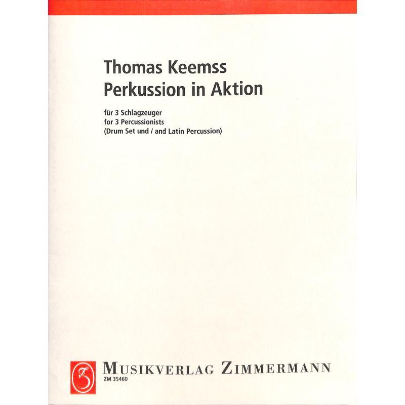 Titelbild für ZM 35460 - PERKUSSION IN AKTION