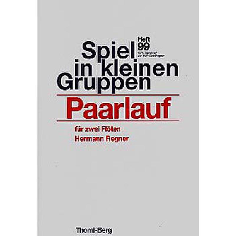 Titelbild für SKG 99 - PAARLAUF - 9 SZENEN