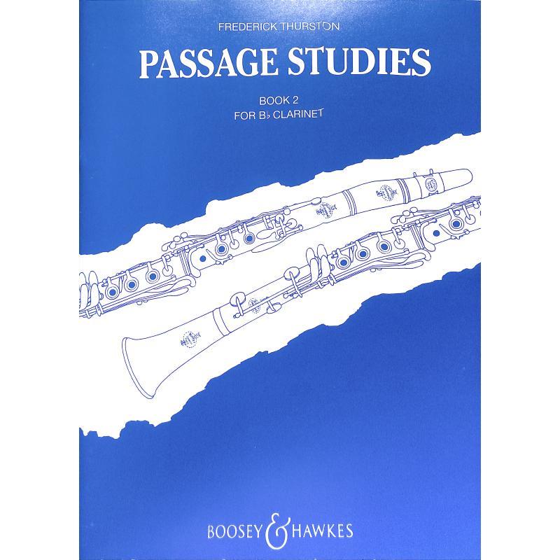 Titelbild für BH 2300128 - PASSAGE STUDIES 2