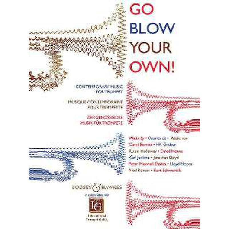 Titelbild für BH 2700671 - GO BLOW YOUR OWN