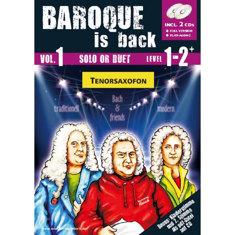 Titelbild für RAISCH 1011 - BAROQUE IS BACK 1