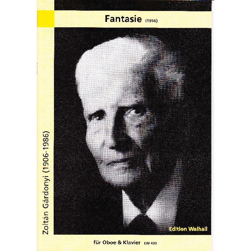 Titelbild für WALHALL 430 - FANTASIE (1956)