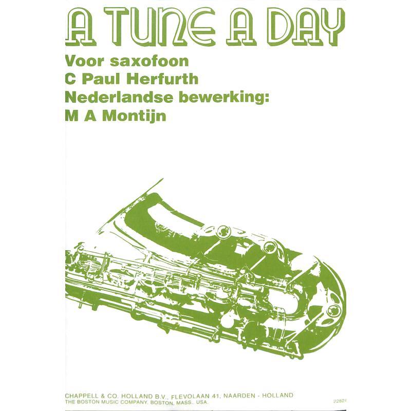 Titelbild für CH 22824 - A tune a day 1