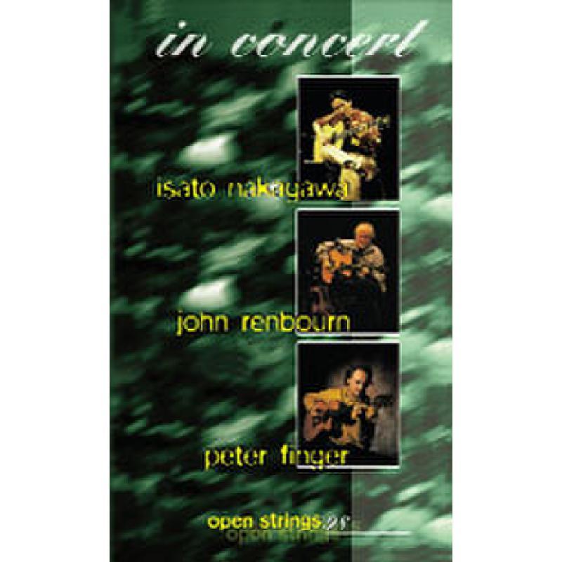 Titelbild für AMB -V4001 - IN CONCERT - OPEN STRINGS FESTIVAL 1998