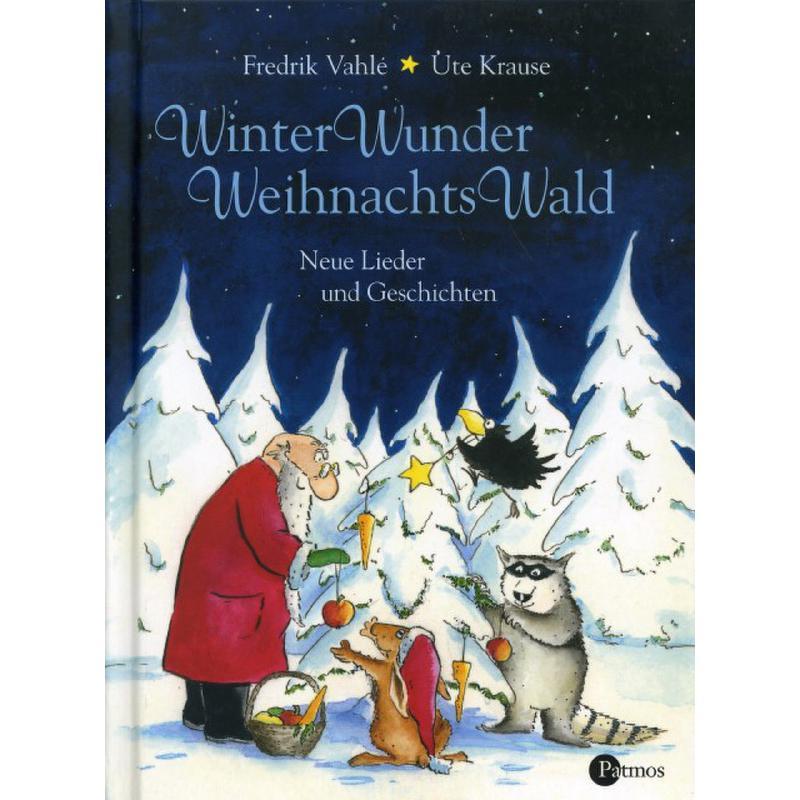 Titelbild für ISBN 3-491-38085-5 - WINTER WUNDER WEIHNACHTSWALD