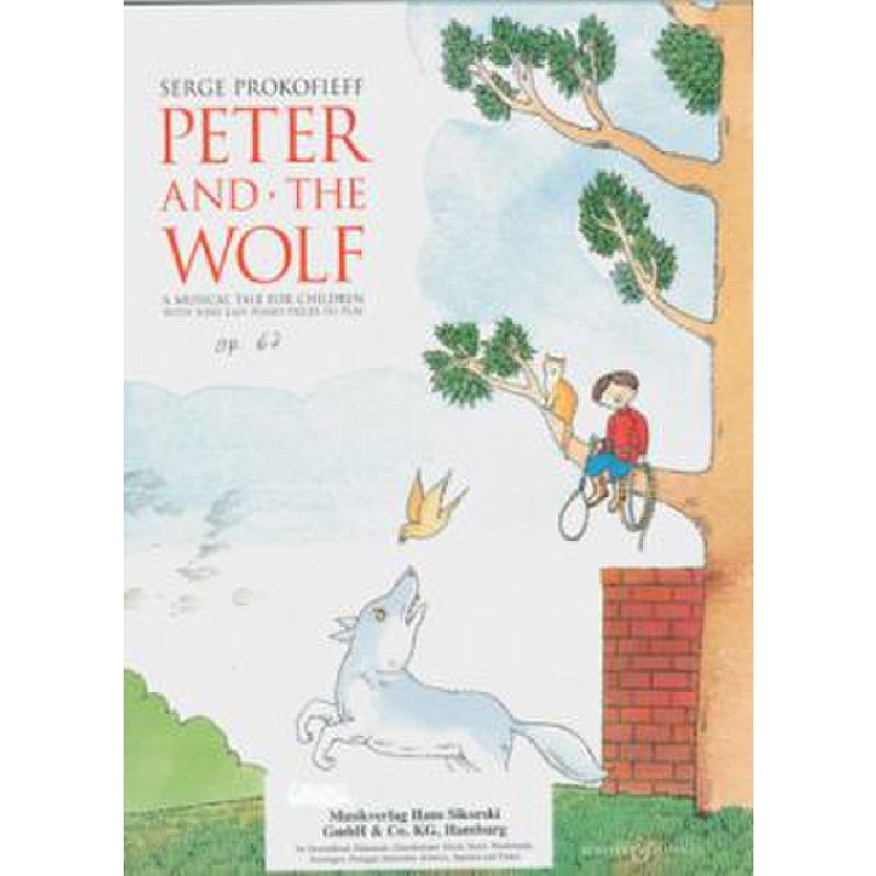 Titelbild für SIK 6922 - PETER + THE WOLF