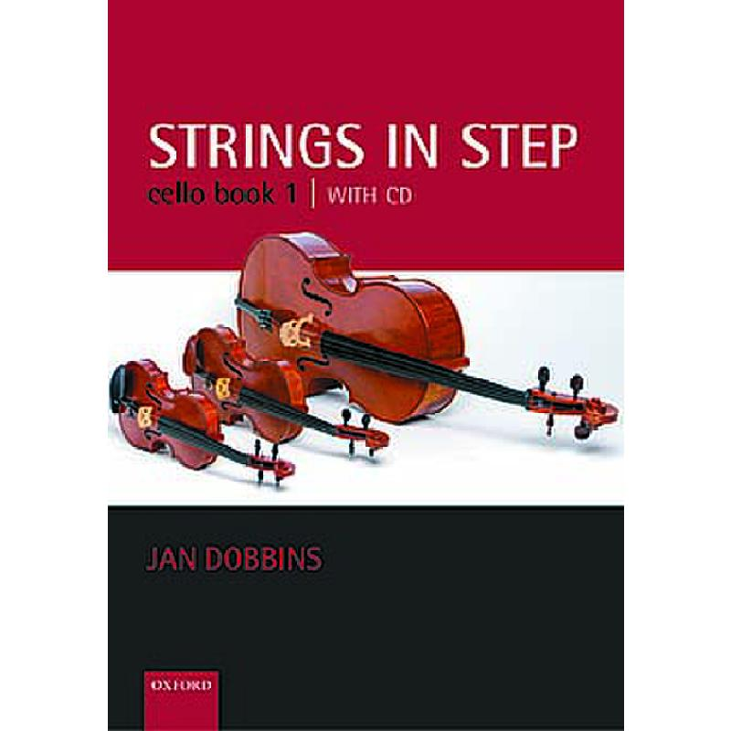 Titelbild für ISBN 0-19-322142-X - STRINGS IN STEP 1