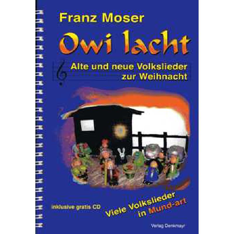 Titelbild für ISBN 3-902488-79-4 - OWI LACHT