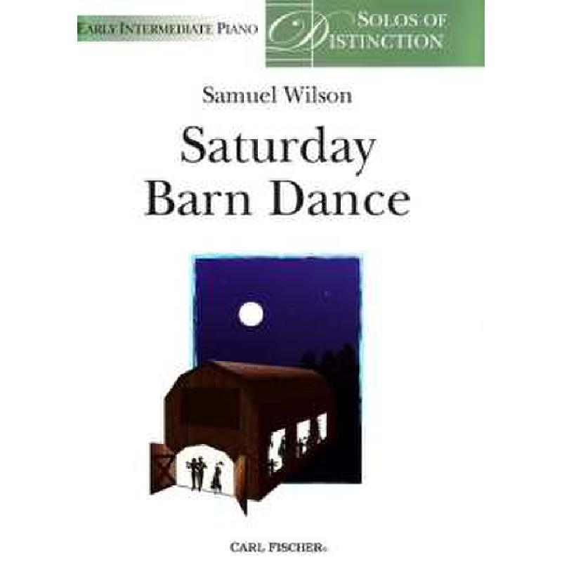 Titelbild für CF -P3316 - SATURDAY BARN DANCE