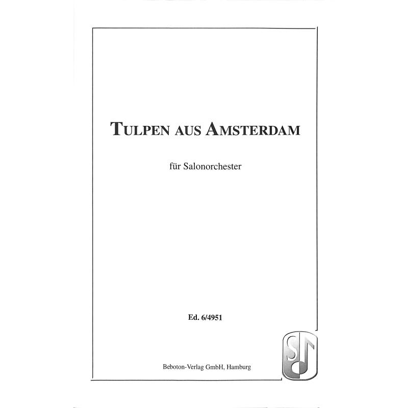 tulpen aus amsterdam noten