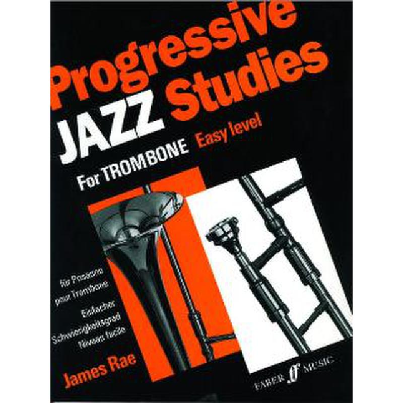 Titelbild für ISBN 0-571-51544-4 - PROGRESSIVE JAZZ STUDIES