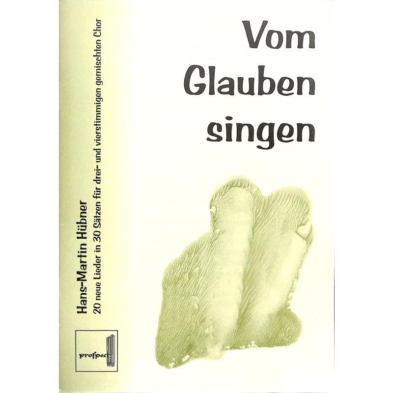 Titelbild für PROSPECT 88011 - VOM GLAUBEN SINGEN