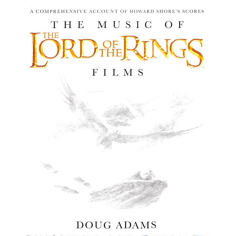 Titelbild für ALF 36329 - THE MUSIC OF THE LORD OF THE RINGS FILMS