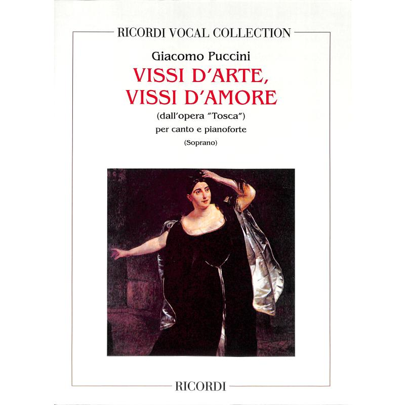 Titelbild für NR 103314 - VISSI D'ARTE (TOSCA)