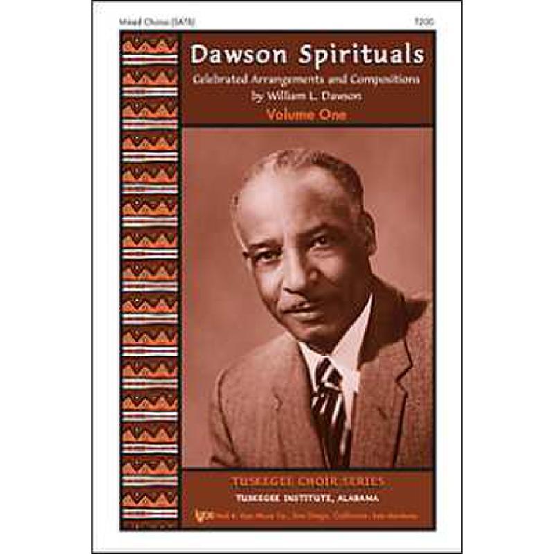 Titelbild für KJOS -T200 - DAWSON SPIRITUALS 1