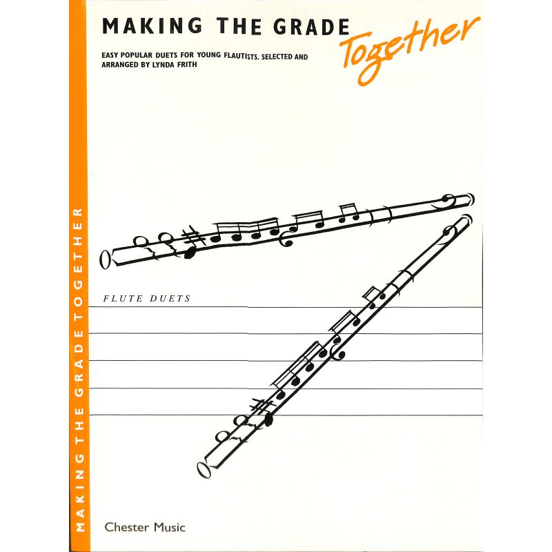 Produktinformationen zu MAKING THE GRADE TOGETHER CH 61174