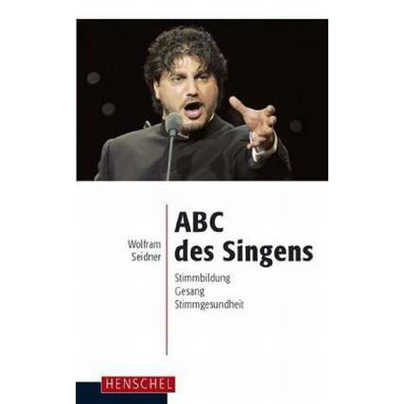 Titelbild für 978-3-89487-541-1 - ABC DES SINGENS