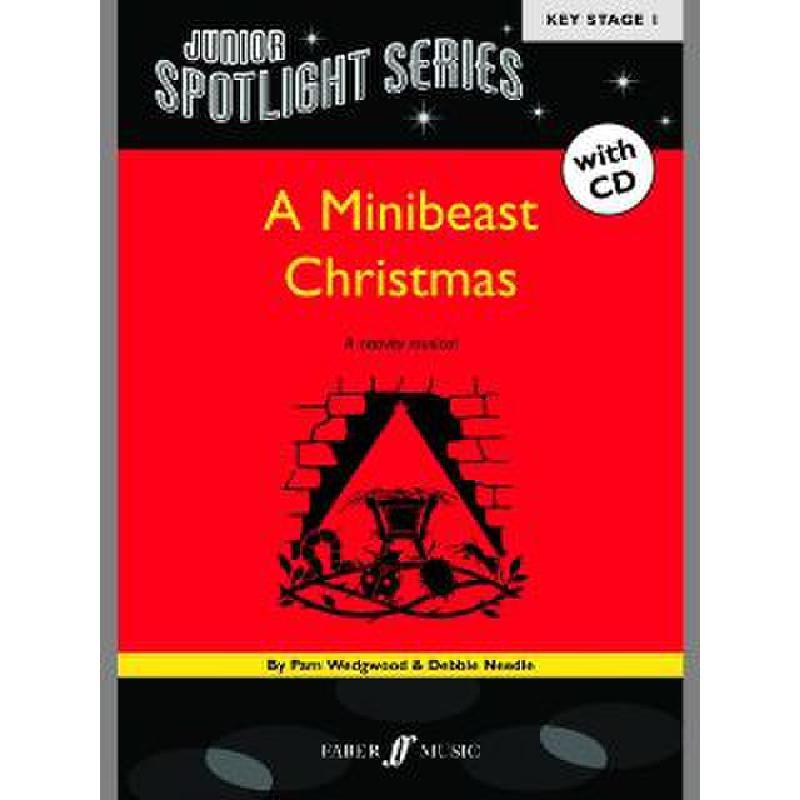 Titelbild für ISBN 0-571-52194-0 - A MINIBEAST CHRISTMAS - A NATIVITY MUSICAL