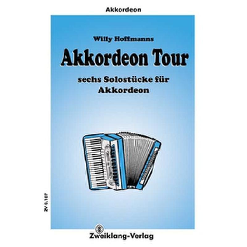 Titelbild für ZWEIKLANG 0107 - AKKORDEON TOUR