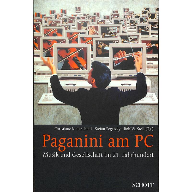 Titelbild für ED 20221 - PAGANINI AM PC