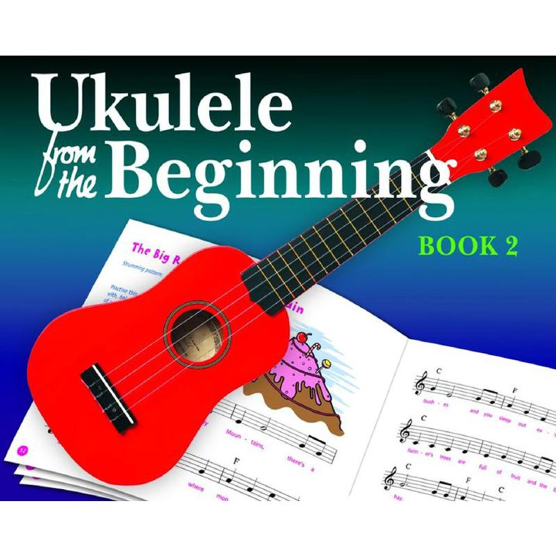 Titelbild für CH 74294 - UKULELE FROM THE BEGINNING 2