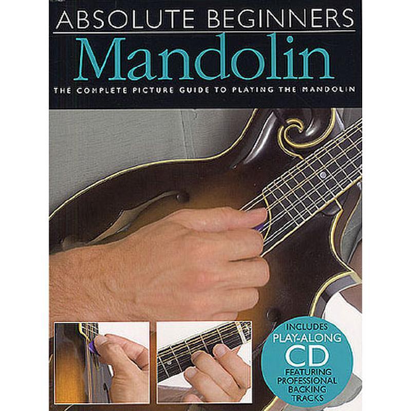Titelbild für MSAM 985798 - ABSOLUTE BEGINNERS MANDOLIN