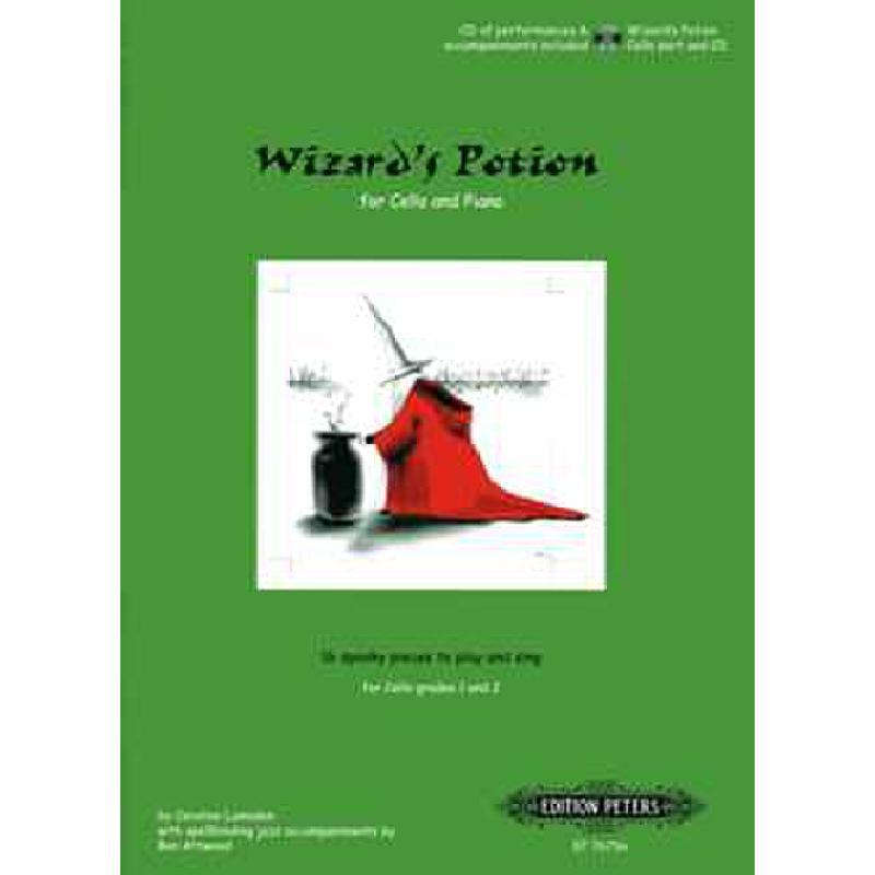 Titelbild für EP 7679A - WIZARD'S POTION