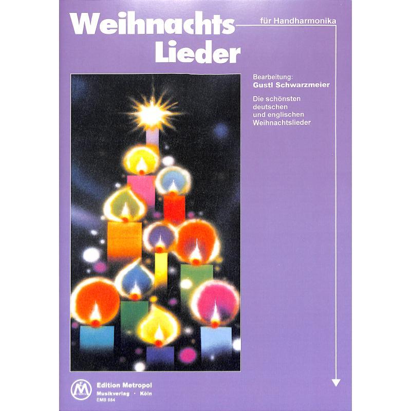 Titelbild für METEMB 884 - WEIHNACHTSLIEDER