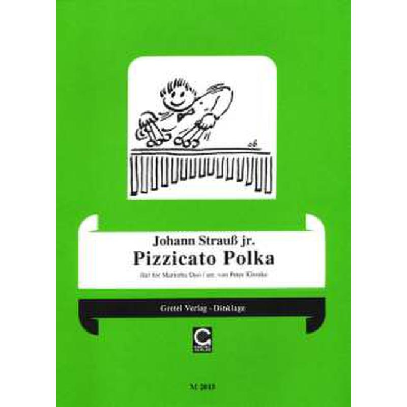 Titelbild für GRETEL -M2015 - PIZZICATO POLKA