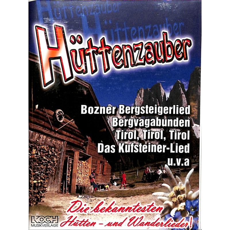 Titelbild für ECHO 022000 - HUETTENZAUBER