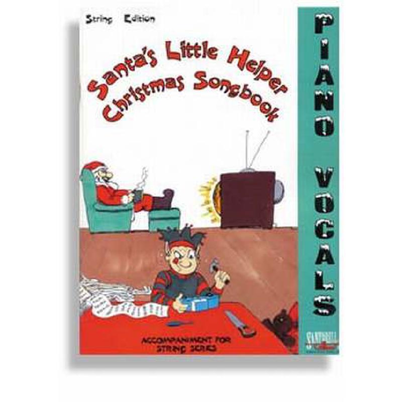 Titelbild für SANTOR -TS270WCD - SANTA'S LITTLE HELPER - CHRISTMAS SONGBOOK