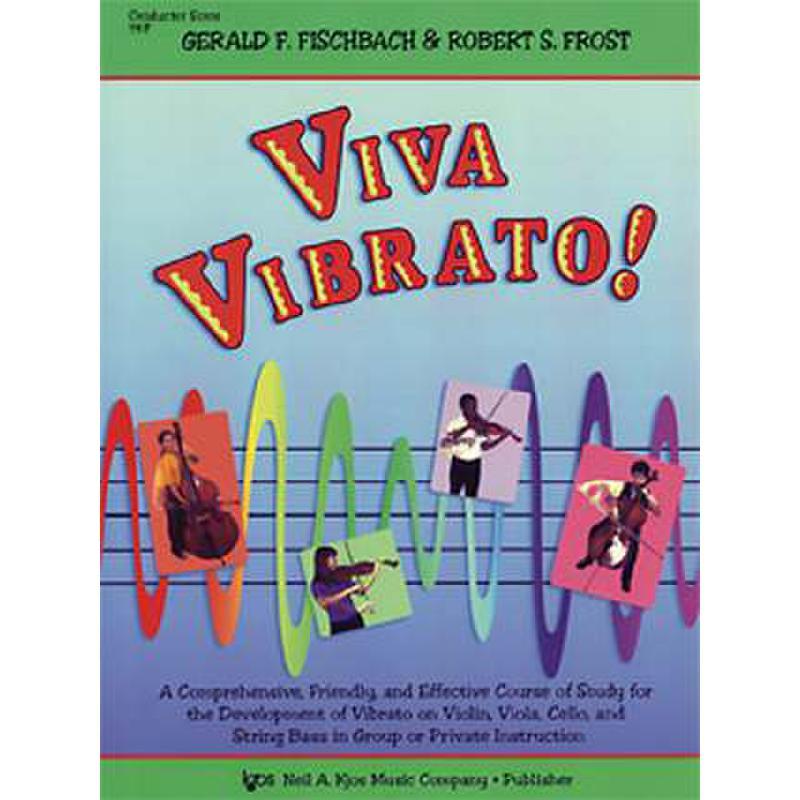 Titelbild für KJOS 96F - VIVA VIBRATO