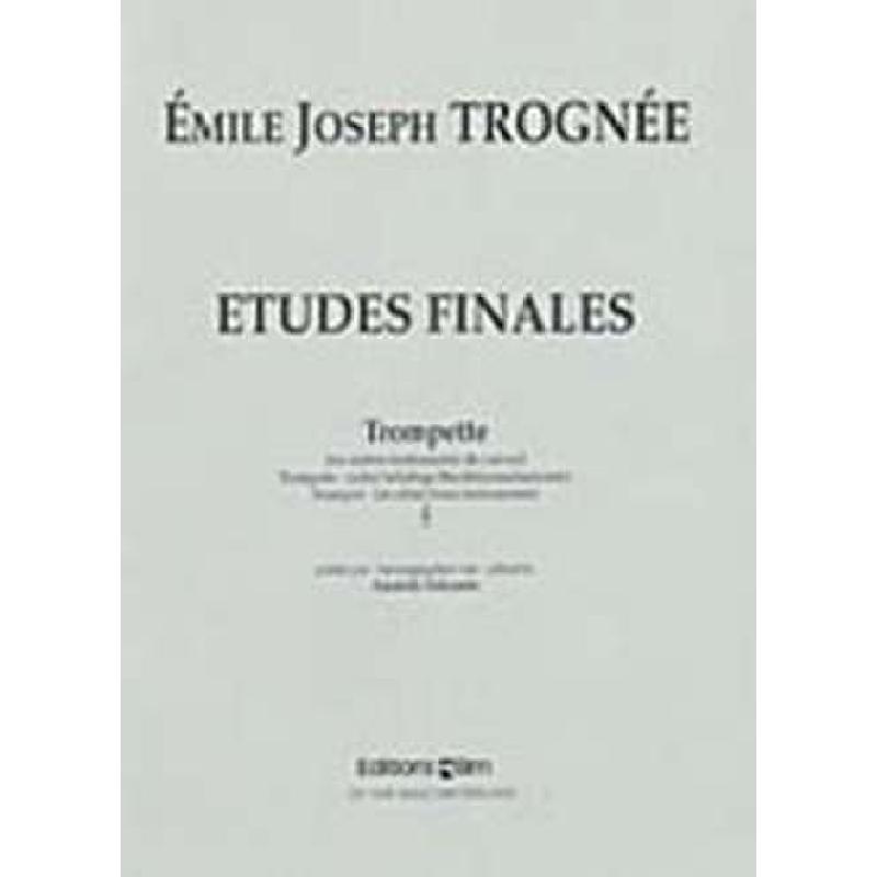 Titelbild für BIM -TP46 - ETUDES FINALES
