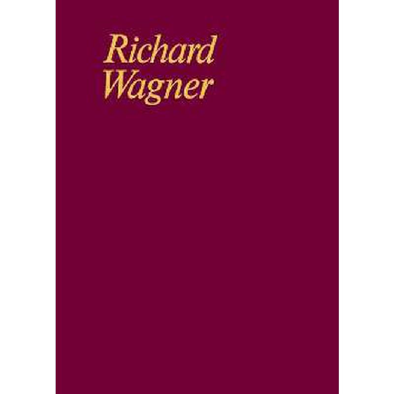 Titelbild für RWA 111-10 - WALKUERE