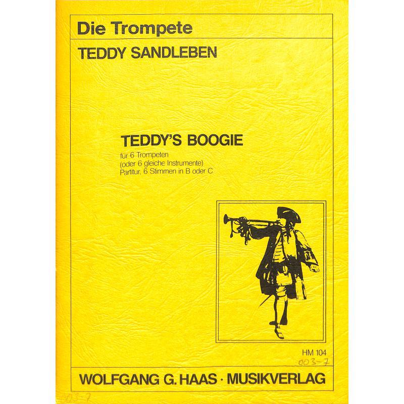 Titelbild für HAAS 003-7 - TEDDY'S BOOGIE