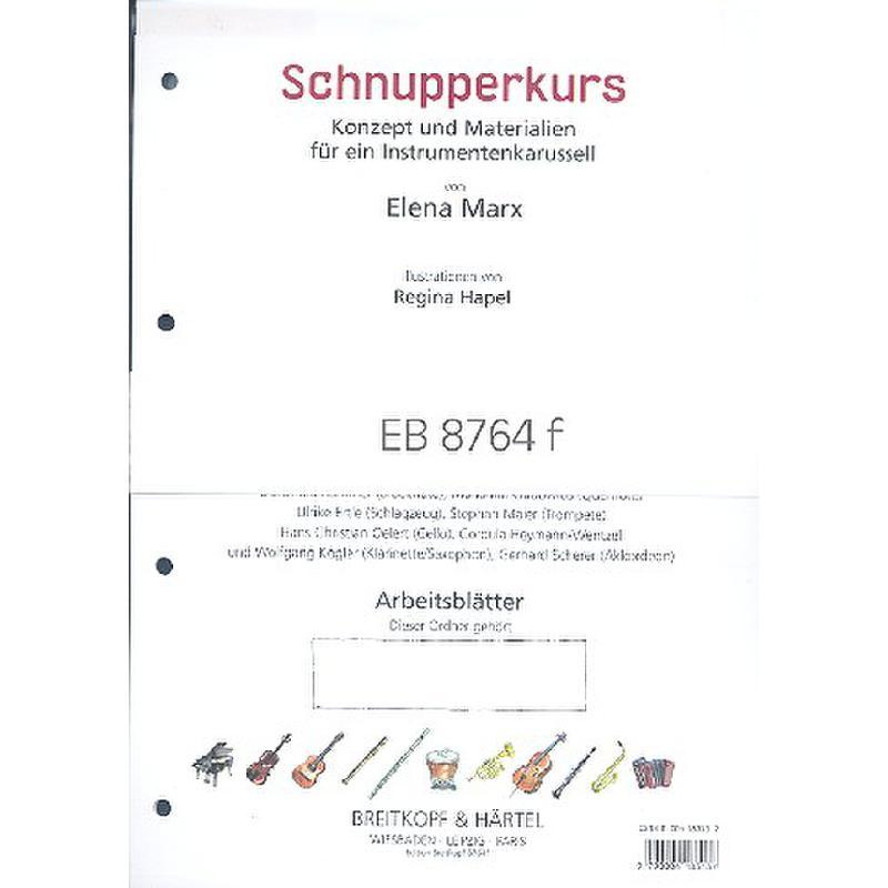 Titelbild für EB 8764F - SCHNUPPERKURS - ERGAENZUNGSMATERIAL 2