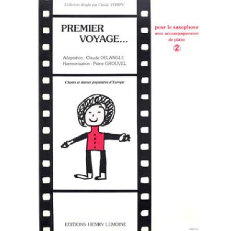 Titelbild für LEMOINE 25045 - PREMIER VOYAGE 2