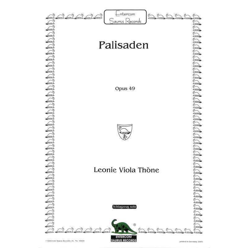 Titelbild für ESR 10405 - PALISADEN OP 49