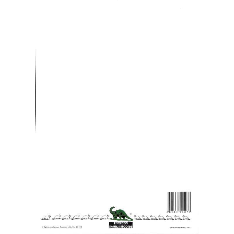 Notenbild für ESR 10405 - PALISADEN OP 49