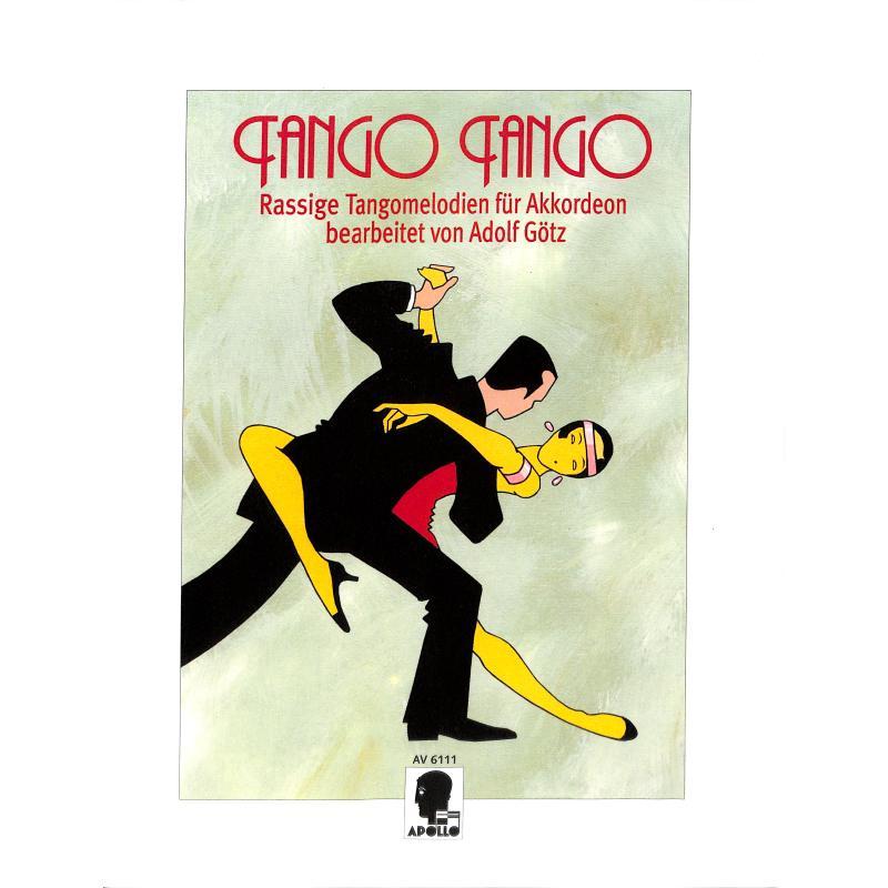 Titelbild für AV 6111 - TANGO TANGO