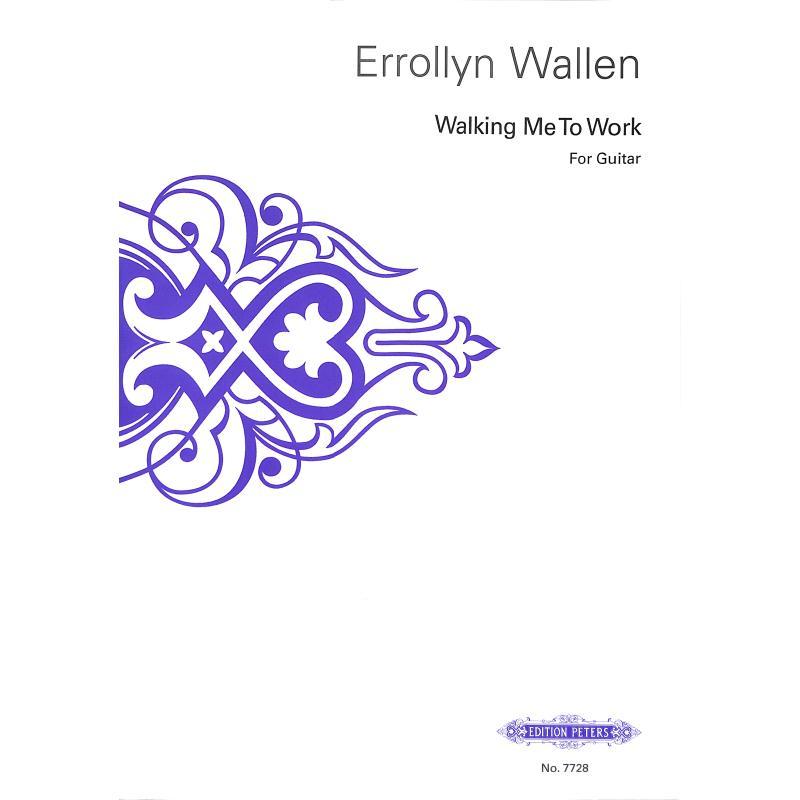 Titelbild für EP 7728 - WALKING ME TO WORK