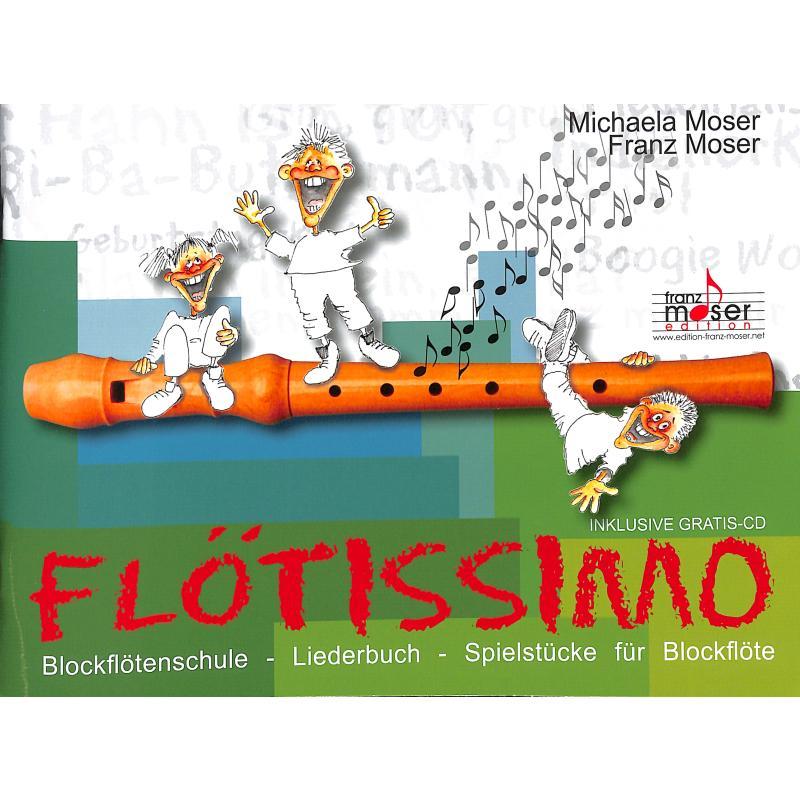 Produktinformationen zu FLOETISSIMO 978-3-901918-59-9