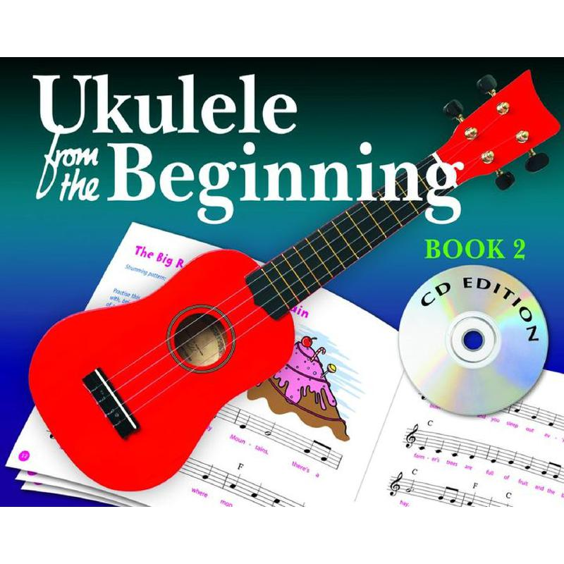 Titelbild für CH 75372 - UKULELE FROM THE BEGINNING 2