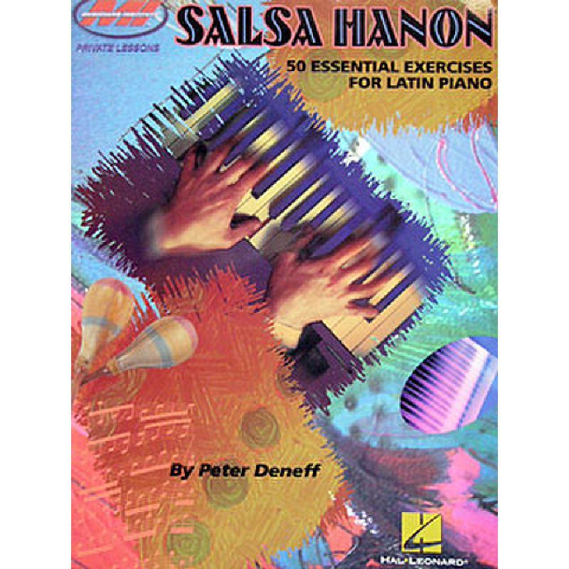 Titelbild für HL 695226 - SALSA HANON