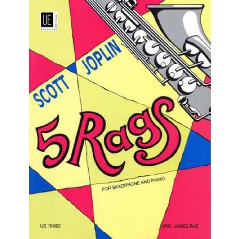 Titelbild für UE 19662 - 5 RAGS